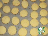 Миндально-маковые коржики ингредиенты