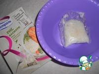 Рисово-сырное печенье ингредиенты