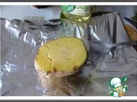 Запеченный картофель с сыром, беконом и чесноком ингредиенты