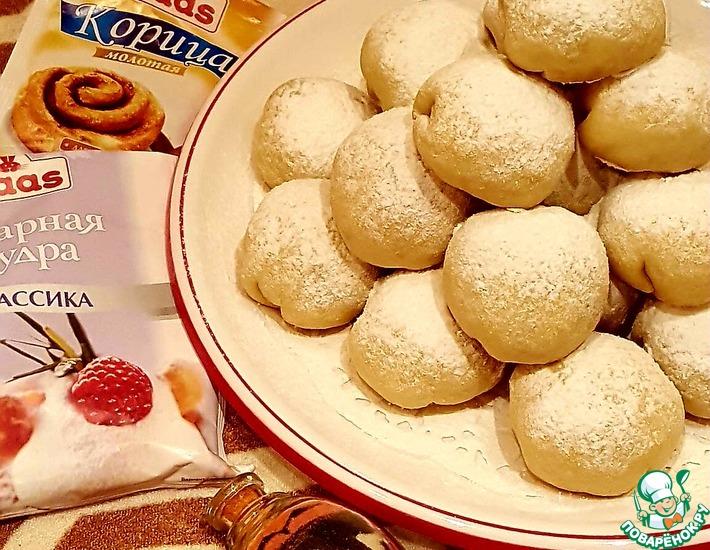 Рецепт: Египетское печенье Сладкий плен