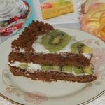 Чёрный торт «Ян Тао»