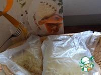 Курица, фаршированная рисом и апельсином ингредиенты
