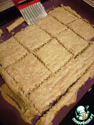 Варшавское печенье Сахарная пудра
