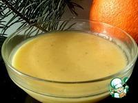 Запеченная свинина под апельсиновым соусом ингредиенты
