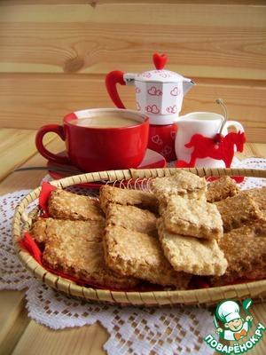 Варшавское печенье Орехи