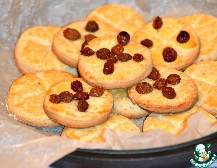 Рецепт: Печенье Душа