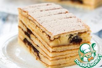 Рецепт: Слоеный десерт Куэй Лапис