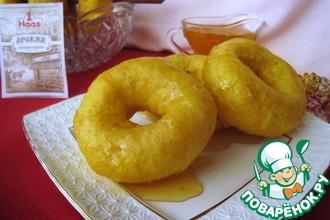 Рецепт: Перуанские пончики Пикаронес