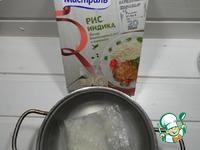 Рисово-овощной суп с фрикадельками ингредиенты