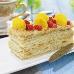 Идеальный торт Наполеон