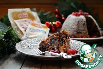 Рецепт: Английский рождественский пудинг