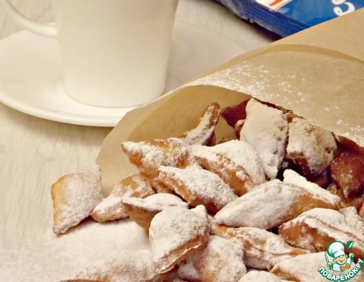 Рецепт: Печенье Ченчи