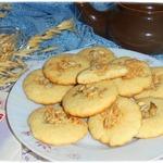 Печенье Гогошь с миндалем и семечками