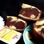 Леопардовый пирог Любить по-русски