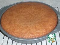 Орехово-кофейный тортик ингредиенты