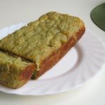 Кукурузный хлеб с сыром и зеленью
