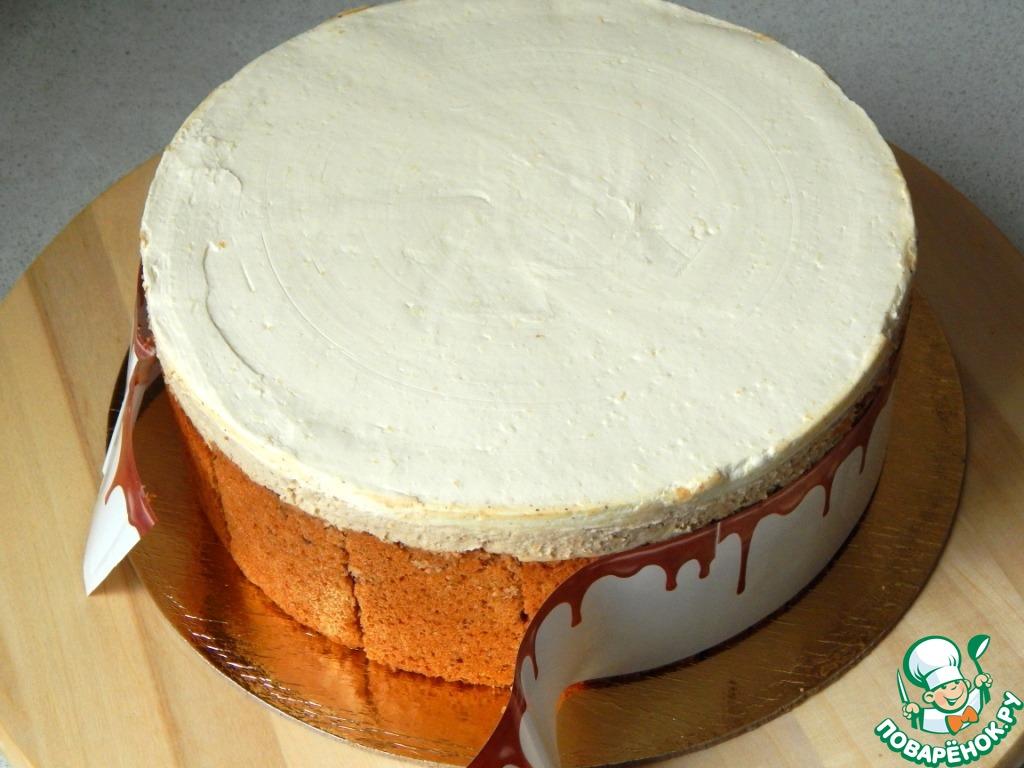 Торт «Роза пустыни»1 от Пьера Эрме