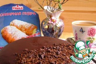 Рецепт: Торт «Прага» по-домашнему
