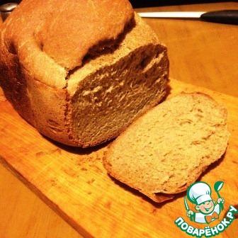 Рецепт Ржаной хлеб с йогуртом