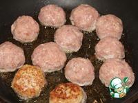 Критские кефтедес из мяса индейки ингредиенты