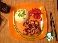 Карамельная курица по-тайски ингредиенты