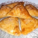 Самса с тыквой по-узбекски