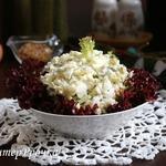 Яичный салат Пасхальный