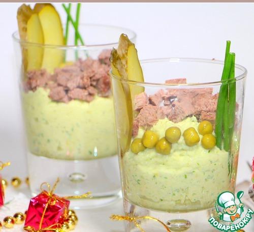 "Рецепт Салат ""Крем-Оливье"""