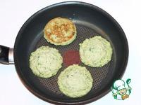 Картофельно-рисовые оладьи с творогом ингредиенты