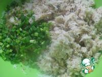 Рисово-рыбные шарики ингредиенты