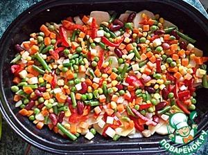 Запеченные овощи со сметаной и сыром, невероятно вкусно — Приготовим в мультиварке