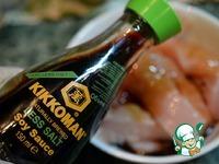 Тайские куриные наггетсы ингредиенты