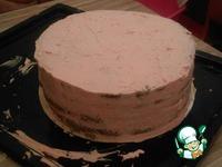 Сливочно-персиковый торт ингредиенты
