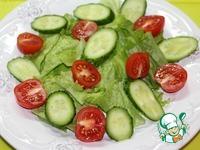 """Теплый салат """"Именинный"""" ингредиенты"""