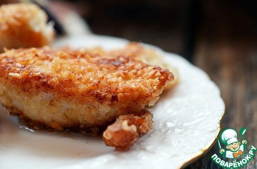 Рецепт Тайские куриные наггетсы