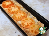 Пирог из лаваша «А-ля жульен» ингредиенты