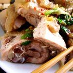 Вареная курица по-китайски Для лентяек