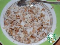 Пирожки-колобки с рисом и тунцом ингредиенты