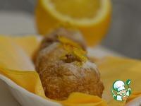 Рецепт Хрустящие рисовые шарики с хурмой