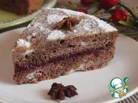 """Торт """" Предчувствие Рождества"""" ингредиенты"""