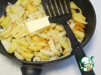 Жареный картофель по-одесски ингредиенты