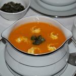 Тыквенный суп-пюре Согревающий