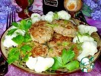 Котлеты из фарша с гречей и кабачком ингредиенты