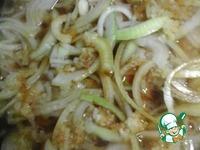 Сельдь под соевым соусом ингредиенты