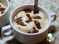 Рецепт Банановое мороженое с шоколадным соусом