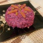 Витаминный салат Зимний