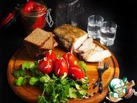 Помидоры по-армянски от Микаэля Арояна ингредиенты