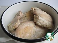 Куриное мясо для салатов ингредиенты
