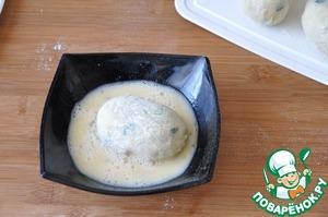 Картофельные зразы по-японски Масло растительное