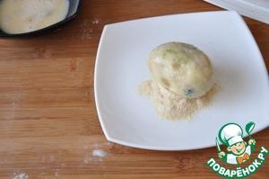 Картофельные зразы по-японски Яйцо куриное